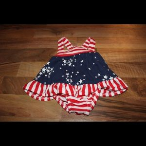 Two piece baby set